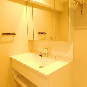 池袋ウエストハイツ(1階,)の化粧室・脱衣所・洗面室