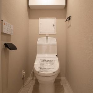 池袋ウエストハイツ(1階,)のトイレ