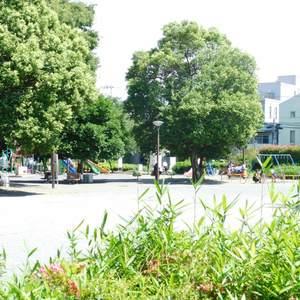 池袋ウエストハイツの近くの公園・緑地