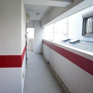 ルリオン錦糸町エグゼ(3階,)のフロア廊下(エレベーター降りてからお部屋まで)
