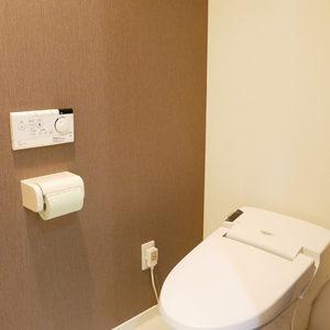 ルリオン錦糸町エグゼ(3階,)のトイレ