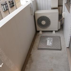 ルリオン錦糸町エグゼ(3階,)のバルコニー