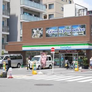 ルリオン錦糸町エグゼの周辺の食品スーパー、コンビニなどのお買い物