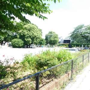 池袋西アムフラットの近くの公園・緑地