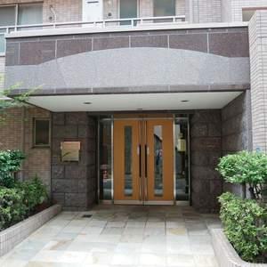 アドゥスイール両国石原のマンションの入口・エントランス