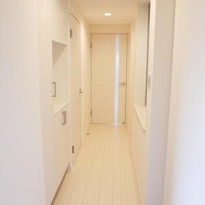 アドゥスイール両国石原(3階,3780万円)のお部屋の廊下