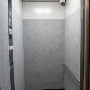 アドゥスイール両国石原のエレベーターホール、エレベーター内