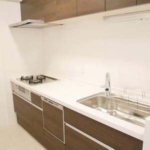 アドゥスイール両国石原(3階,3780万円)のキッチン