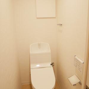 アドゥスイール両国石原(3階,3780万円)のトイレ