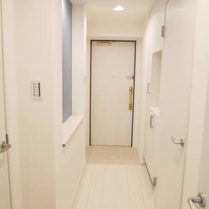 アドゥスイール両国石原(3階,3780万円)のお部屋の玄関