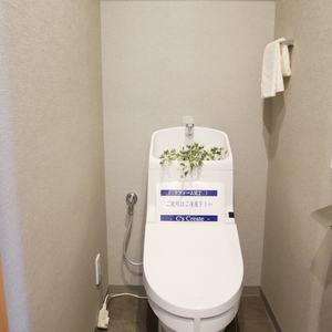 ダイアパレス本所(4階,)のトイレ