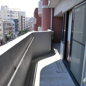 ダイアパレス本所(4階,)のバルコニー