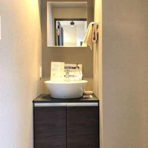 住建第6ハイプレース(3階,)の化粧室・脱衣所・洗面室
