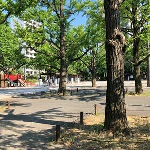 住建第6ハイプレースの近くの公園・緑地