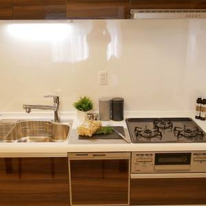 モナークキャッスル両国(3階,4780万円)のキッチン