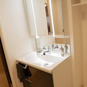 モナークキャッスル両国(3階,4780万円)の化粧室・脱衣所・洗面室