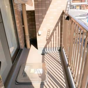 モナークキャッスル両国(3階,4780万円)のバルコニー