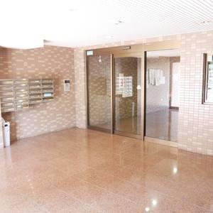 モナークキャッスル両国のマンションの入口・エントランス