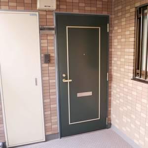 モナークキャッスル両国(3階,4780万円)のお部屋の玄関