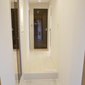 モナークキャッスル両国(3階,4780万円)のお部屋の廊下