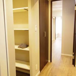 中野住研コーポ(3階,2499万円)のお部屋の玄関