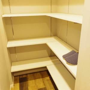 中野住研コーポ(3階,2499万円)のシューズインクローゼット