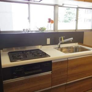 中野住研コーポ(3階,2499万円)のキッチン
