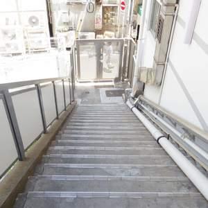 中野住研コーポの共用施設