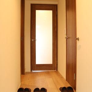クオリア後楽園(2階,4580万円)のお部屋の玄関