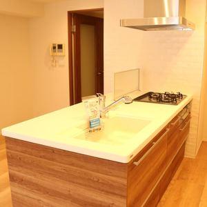 クオリア後楽園(2階,4580万円)のキッチン