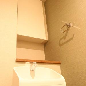 クオリア後楽園(2階,4580万円)のトイレ