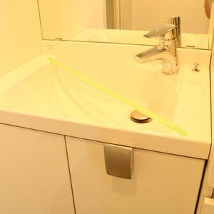 春日タウンホーム(5階,2999万円)の化粧室・脱衣所・洗面室