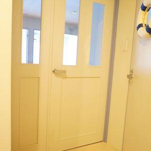 シャトレ市ヶ谷(9階,3780万円)のお部屋の廊下