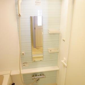 シャトレ市ヶ谷(9階,3780万円)の浴室・お風呂