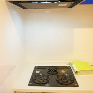 シャトレ市ヶ谷(9階,3780万円)のキッチン
