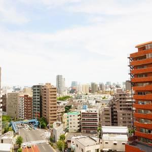 シャトレ市ヶ谷(9階,3780万円)のお部屋からの眺望