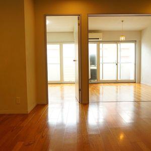 シャトレ市ヶ谷(9階,3780万円)のダイニング