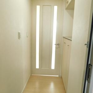 イトーピアアルファシティ池袋(11階,3580万円)のお部屋の玄関