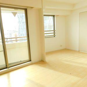 イトーピアアルファシティ池袋(11階,3580万円)の居間(リビング・ダイニング・キッチン)