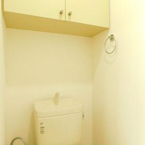 イトーピアアルファシティ池袋(11階,3580万円)のトイレ