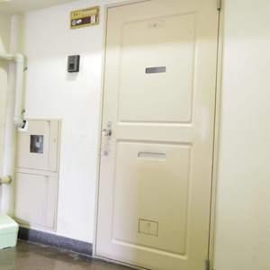 鍋屋横丁住宅(5階,)のお部屋の玄関