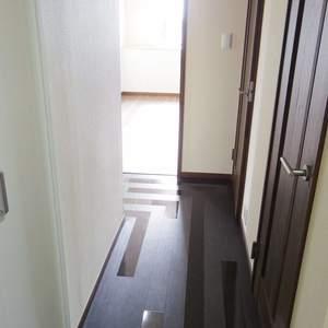 朝日マンション新中野(9階,)のお部屋の廊下