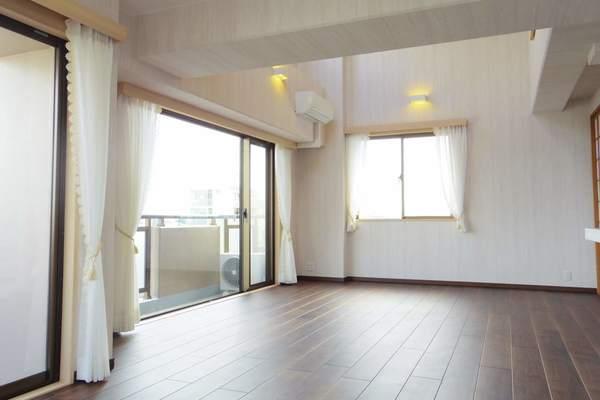 朝日マンション新中野(9階,8580万円)
