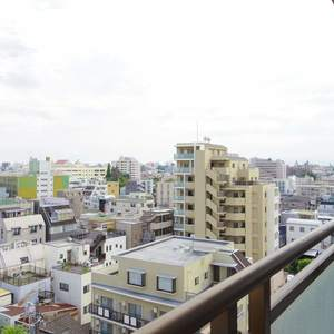 朝日マンション新中野(9階,)のお部屋からの眺望