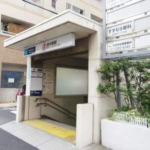 モナーク新中野ステーションプラザの交通アクセス