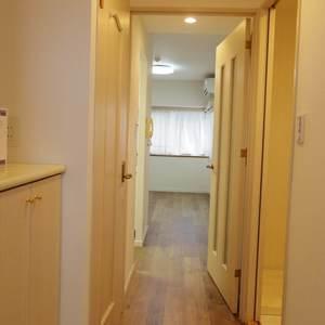 モナーク新中野ステーションプラザ(5階,)のお部屋の廊下