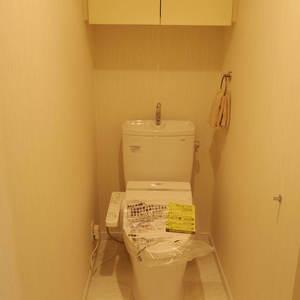 モナーク新中野ステーションプラザ(5階,)のトイレ