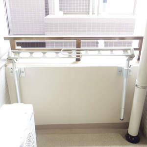 モナーク新中野ステーションプラザ(5階,)のバルコニー
