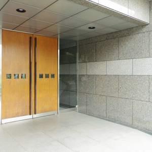 シーアイマンション新中野のマンションの入口・エントランス