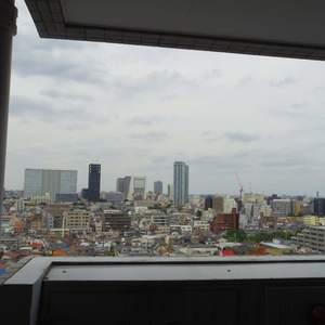 シーアイマンション新中野(13階,)のフロア廊下(エレベーター降りてからお部屋まで)